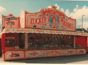 Süßwaren-Geschäft Kapfinger