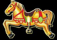 Plärrer Logo Pferd
